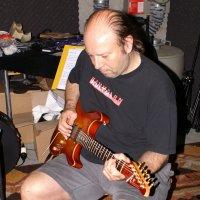 Claudio Peruzzo - Gitarre